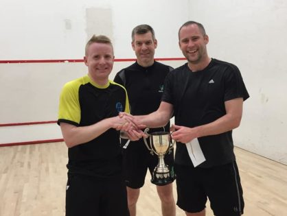 Squash Irish Open 2018