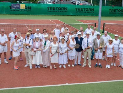 Wimbledon Tea Party
