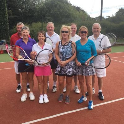 New Super Seniors American Tournament Gets Underway