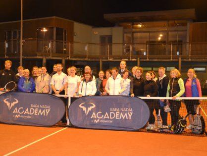 Rafa Nadal Academy Visit 2018