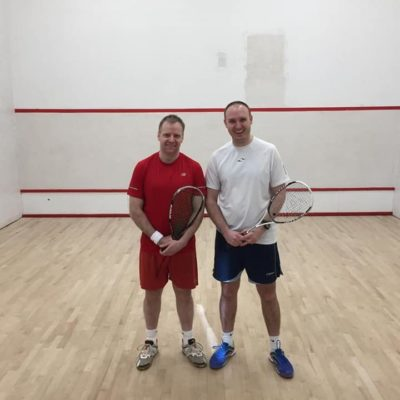 Squash Irish Open 2019