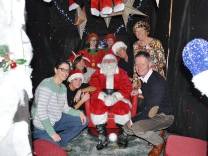 Santa's Visit 2019