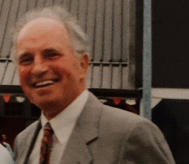 Mr Declan Healy - RIP